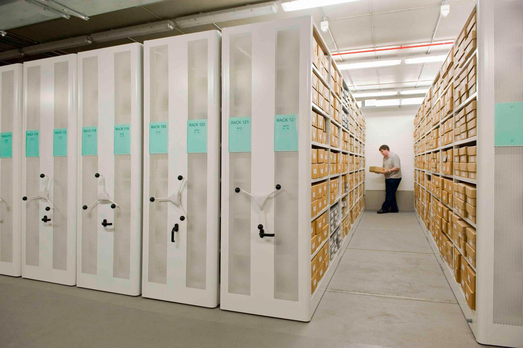 Archive repository