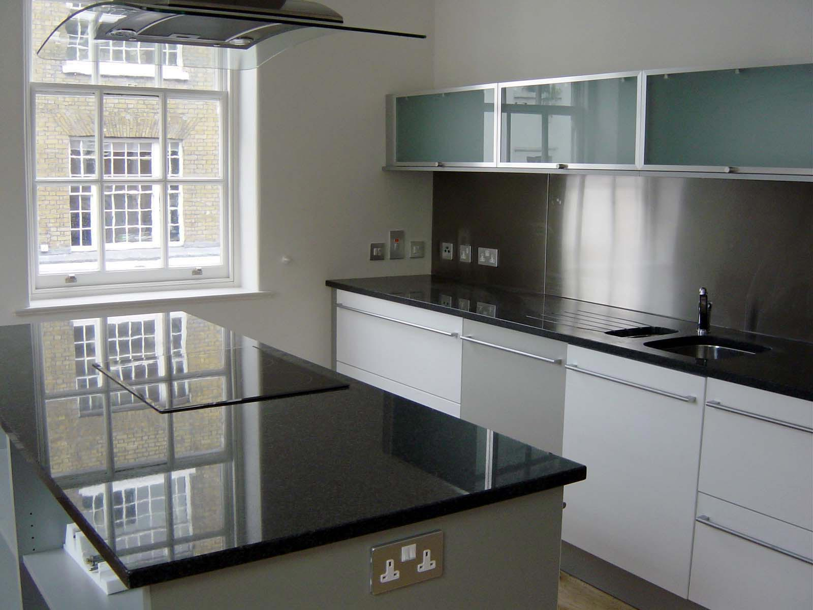 Bow Street Flats, Covent Garden, London - Kitchen