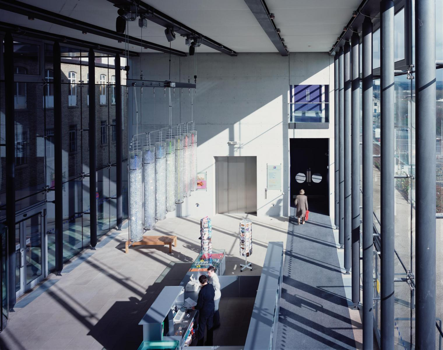 Gallery Oldham - Entrance hall