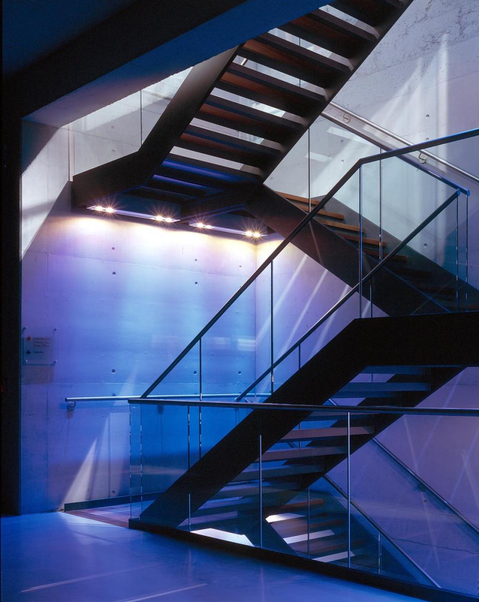 Gallery Oldham - Main Stairs