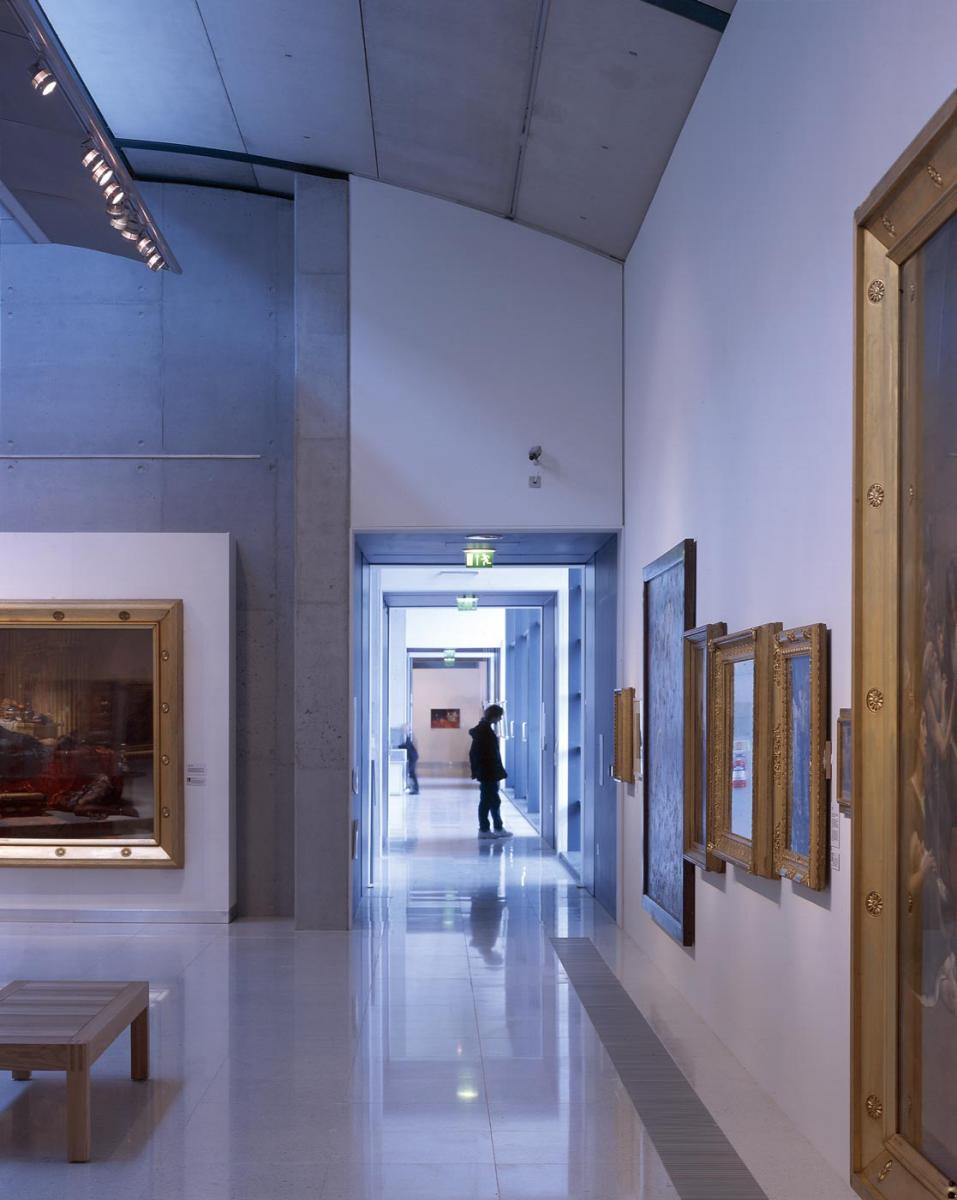 Gallery Oldham - Exhibition rooms