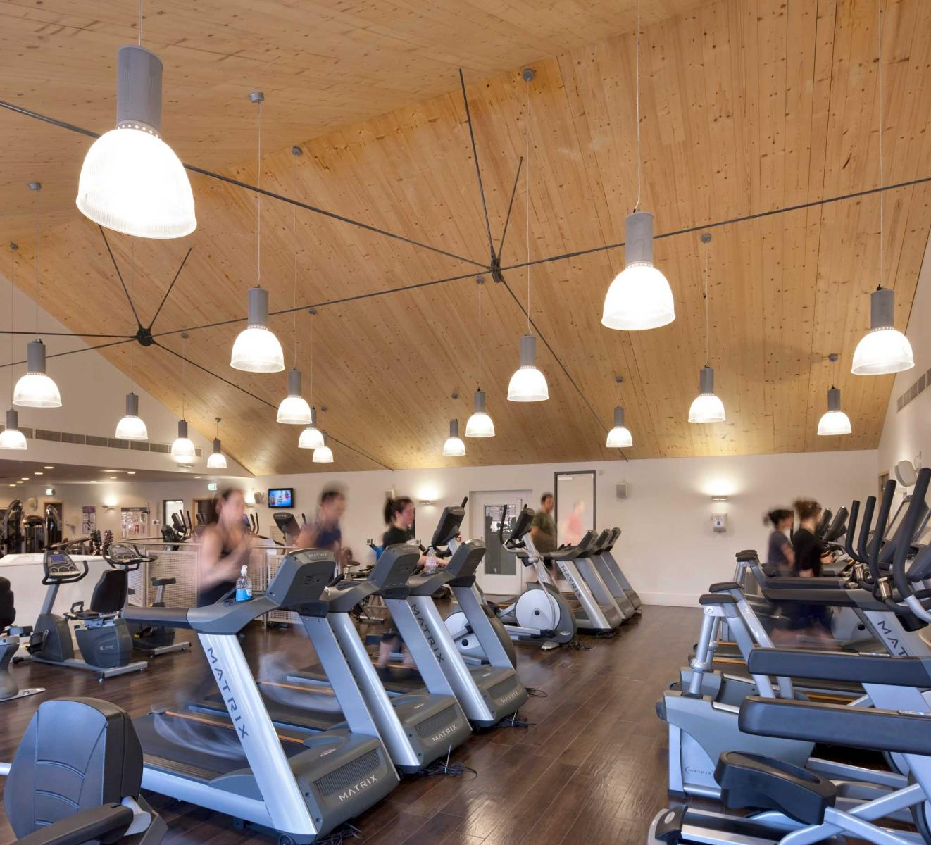 Hounslow Leisure Centres at Isleworth, Chiswick & Feltham - Gym in the Chiswick New Pool