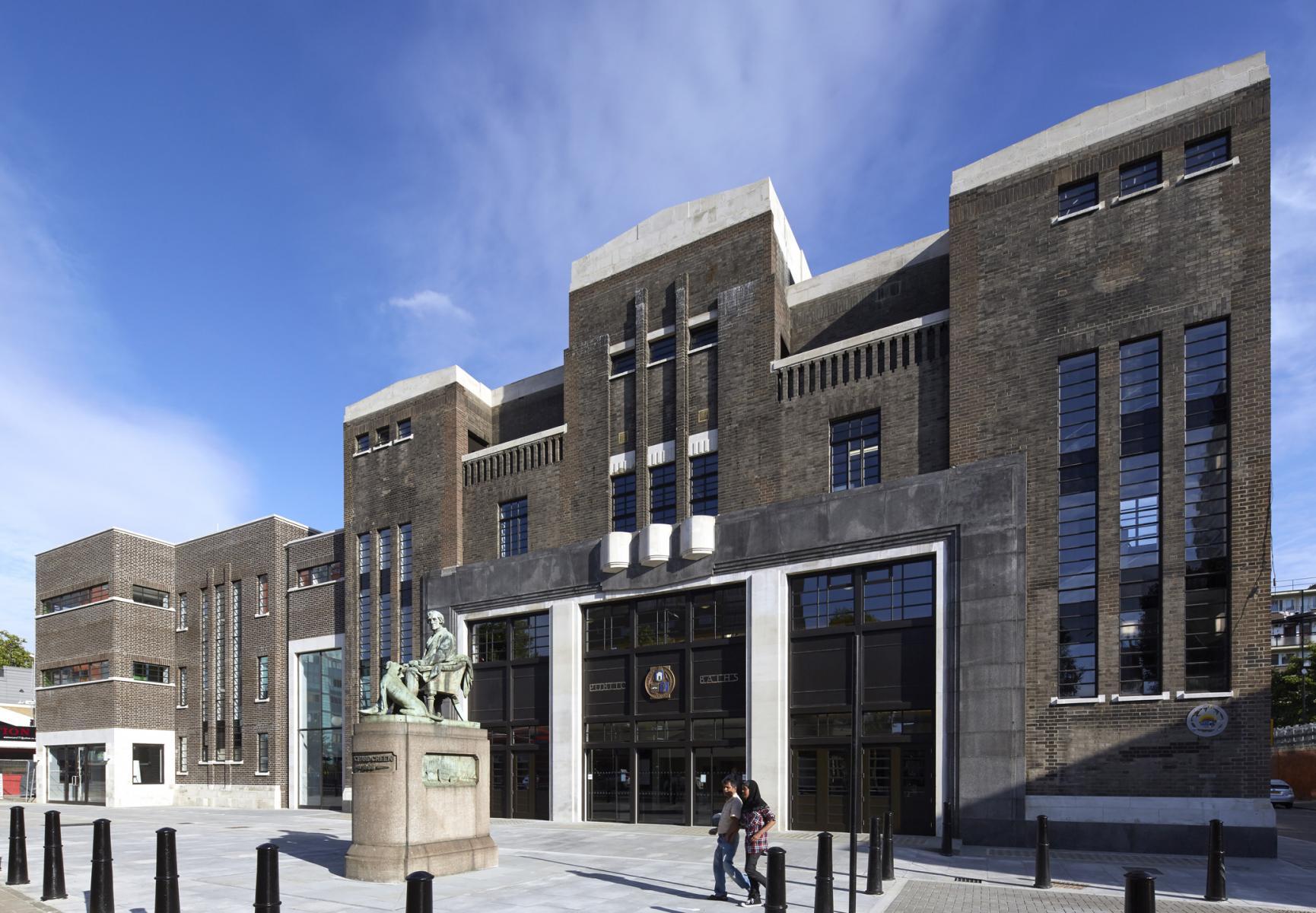Poplar Baths Leisure Centre | PRS Architects