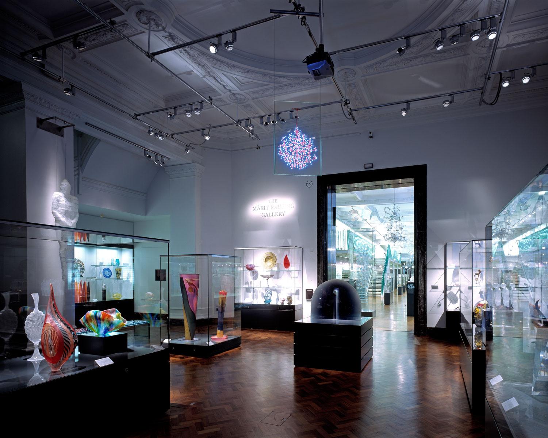V&A Contemporary Glass Gallery
